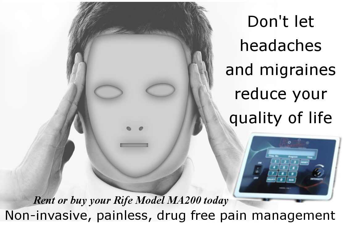 PEMF therapy for migraines