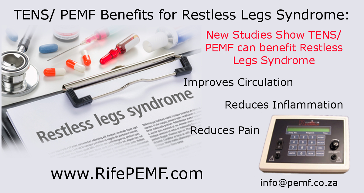 TENS for Restless Legs Syndrome
